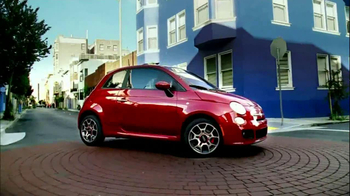 FIAT 500 TV Spot, 'It's Here' - 141 commercial airings