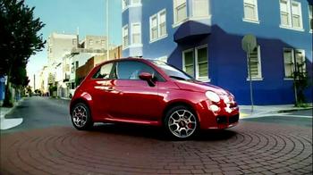 FIAT 500 TV Spot, 'It's Here'