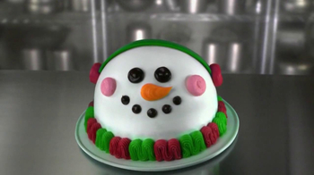Baskin-Robbins Snow Man Cake TV Spot - Thumbnail 9