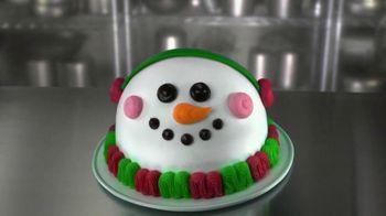 Baskin-Robbins Snow Man Cake TV Spot
