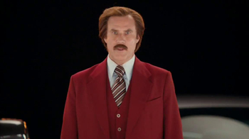 Dodge TV Spot, 'Ron Burgundy Has Gone Rogue' Featuring Will Ferrell - 117 commercial airings