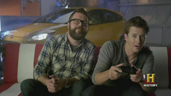 Forza Motorsport 5 TV Spot, 'Top Gear' Feat. Tanner Foust, Rutledge Wood - 2 commercial airings
