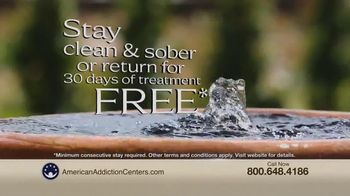 American Addiction Centers TV Spot, \'Outcome\'