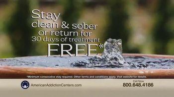 American Addiction Centers TV Spot, \'Outcome\'
