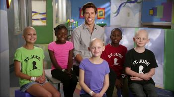 St. Jude Children's Research Hospital TV Spot Featuring Shaun White - 49 commercial airings