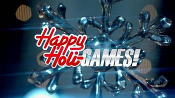 Nintendo Wii U TV Spot, 'Happy Holi-Games' Featuring Peyton List - Thumbnail 1