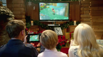 Nintendo Wii U TV Spot, 'Happy Holi-Games' Featuring Peyton List - Thumbnail 4