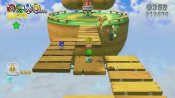 Nintendo Wii U TV Spot, 'Happy Holi-Games' Featuring Peyton List - Thumbnail 7