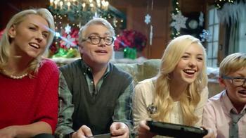 Nintendo Wii U TV Spot, 'Happy Holi-Games' Featuring Peyton List - Thumbnail 8