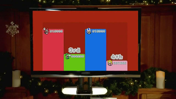 Nintendo Wii U TV Spot, 'Happy Holi-Games' Featuring Peyton List - Thumbnail 9
