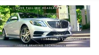 Mercedes-Benz S-Class TV Spot, 'Velocity' - Thumbnail 5