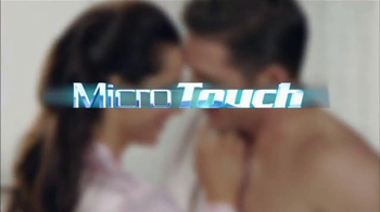 MicroTouch TV Spot [Spanish]