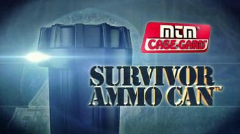 MTM Case-Gard Survivor Ammo Can TV Spot, 'Safe Secure'