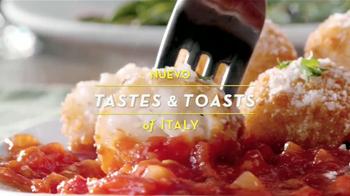Olive Garden Tastes and Toasts of Italy TV Spot [Spanish] - Thumbnail 4