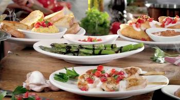 Olive Garden Tastes and Toasts of Italy TV Spot [Spanish] - Thumbnail 5