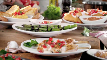 Olive Garden Tastes and Toasts of Italy TV Spot [Spanish] - Thumbnail 6