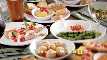 Olive Garden Tastes and Toasts of Italy TV Spot [Spanish] - Thumbnail 9