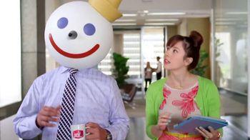 Jack in the Box Jalapeno BBQ Burger TV Spot, 'Social Media Intern' - 366 commercial airings