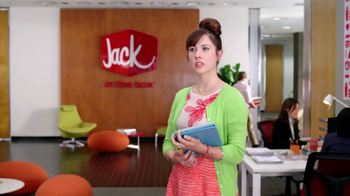 Jack in the Box Jalapeno BBQ Burger TV Spot, 'Social Media Intern' - Thumbnail 9