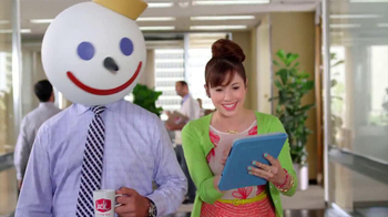 Jack in the Box Jalapeno BBQ Burger TV Spot, 'Social Media Intern' - Thumbnail 2