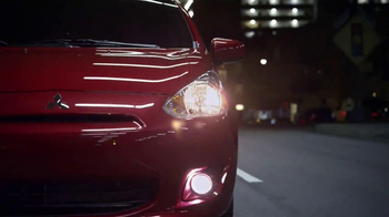2014 Mitsubishi Mirage TV Spot, 'Big Night Out' Song by Noelle Bean - Thumbnail 6