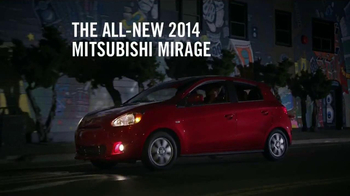 2014 Mitsubishi Mirage TV Spot, 'Big Night Out' Song by Noelle Bean - Thumbnail 8