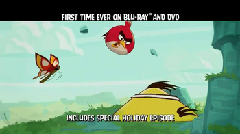 Angry Birds Toons: Season One, Volume One TV Spot - Thumbnail 6