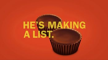 Reese's TV Spot, 'List' - Thumbnail 3