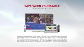 Xfinity Triple Play TV Spot, 'Unwrapping Electronics' - Thumbnail 10