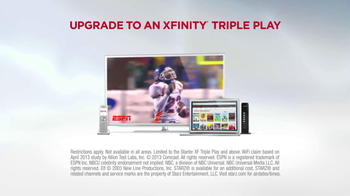 Xfinity Triple Play TV Spot, 'Unwrapping Electronics' - Thumbnail 9