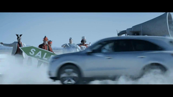 2014 Acura MDX TV Spot, 'Desert Christmas Parade' - Thumbnail 7