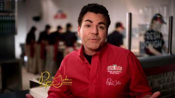 Papa John's Chipotle Chicken & Bacon Pizza TV Spot - 1303 commercial airings