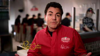 Papa John's Chipotle Chicken & Bacon Pizza TV Spot - Thumbnail 2