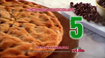 Papa John's Chipotle Chicken & Bacon Pizza TV Spot - Thumbnail 5