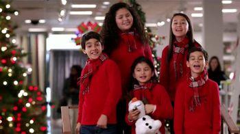 JCPenney TV Spot, 'Coro Navideño' [Spanish]