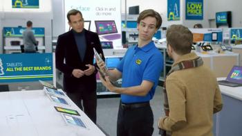 Best Buy TV Spot, 'The Analog Lady' Featuring Will Arnett - Thumbnail 5