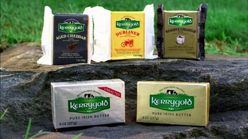 Kerrygold Pure Irish Butter TV Spot, 'Cheeses' - Thumbnail 2