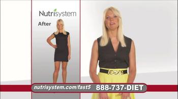 Nutrisystem Fast 5 TV Spot, 'Michelle' - Thumbnail 4