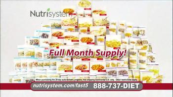 Nutrisystem Fast 5 TV Spot, 'Michelle' - Thumbnail 7