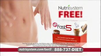 Nutrisystem Fast 5 TV Spot, 'Michelle' - Thumbnail 8