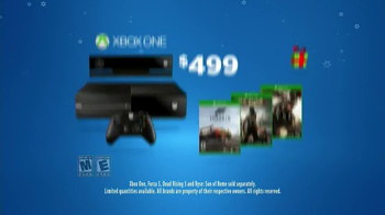 Walmart TV Spot, 'Don't Tell Mom We Opened the Xbox One' - Thumbnail 9