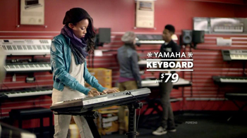 Guitar Center Holiday Sale TV Spot, 'Amazing Deals' - 501 commercial airings