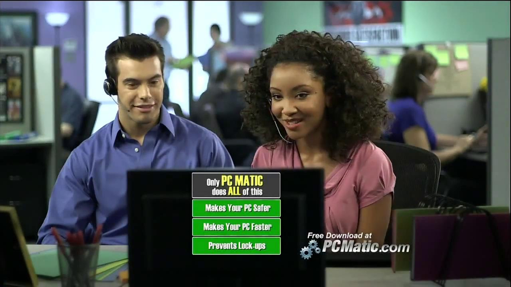 PCMatic.com TV Commercial, 'Customer Service'