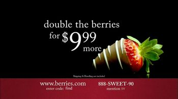 Shari's Berries TV Spot, 'Unique Christmas Gift'