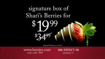 Shari's Berries TV Spot, 'Unique Christmas Gift' - Thumbnail 6