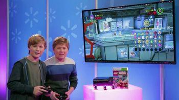 Walmart TV Spot, 'LEGO Marvel Superheros'