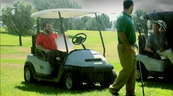 Frogger Golf Cart Poncho TV Spot