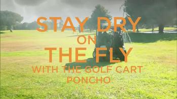 Frogger Golf Cart Poncho TV Spot - Thumbnail 9