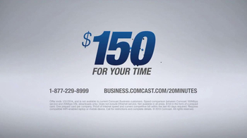 Comcast Business 20 Minute Advantage TV Spot, 'More' - Thumbnail 9
