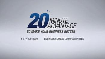 Comcast Business 20 Minute Advantage TV Spot, 'More' - Thumbnail 8